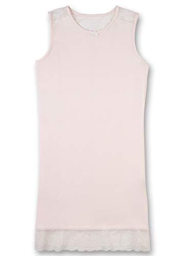 Sanetta Mädchen Nachthemd rosa mit Spitze 244586 (164)