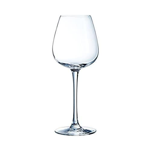 ECLAT L7586 - Juego de 6 vasos, cristalino, 35cL