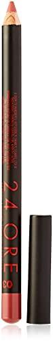 Deborah Matita Labbra 24 Ore N.3 Rosewood Tenuta Estrema, Arricchito con Vitamina E per Labbra Morbite e Idratate