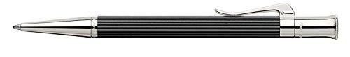 Graf von Faber-Castell Drehkugelschreiber Classic Ebenholz, schwarz
