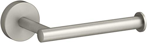 Kohler K-27292-BN Elate Toilet Paper Holder, Vibrant Brushed Nickel