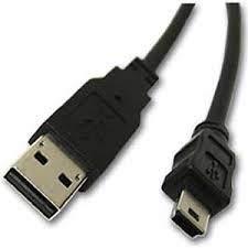 Dragon Trading® - Cable USB de repuesto para cámara réflex digital Canon EOS 5D Mark II