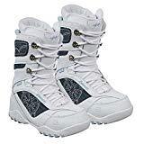 Lamar Justice White Denim Snowboard Boots Womens 6 Justice White Denim (#nio6), Womens 6