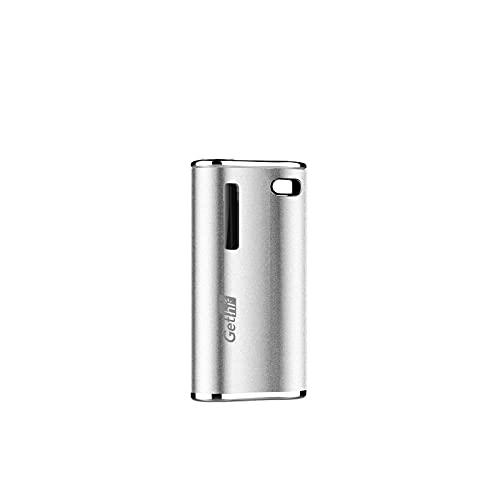 Airistech Gethi G2 マイクロサイズ ヴェポライザー 510スレッド互換 12mm以下 (シルバー)