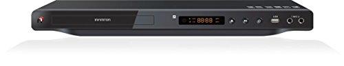 Reproductor DVD-USB,Lente Samsung, Sonido 2.0, 1080P, FUNCIÓN Karaoke Y FUNCIÓN Bloqueo DE NIÑOS