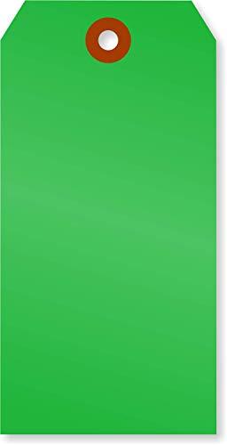 SmartSign Dark Green Tags   13pt Cardstock Tag, 2.375