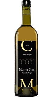 Castell Miquel Monte Sion Blanc de Negre 2013