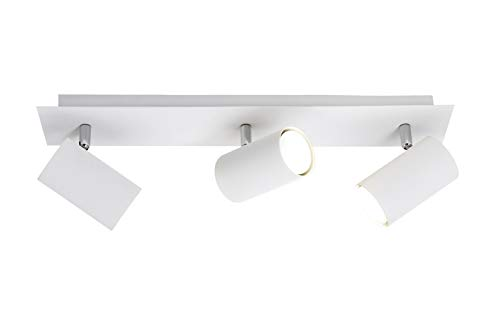 Trio Lighting Marley Lámpara Techo 3 Luces GU10
