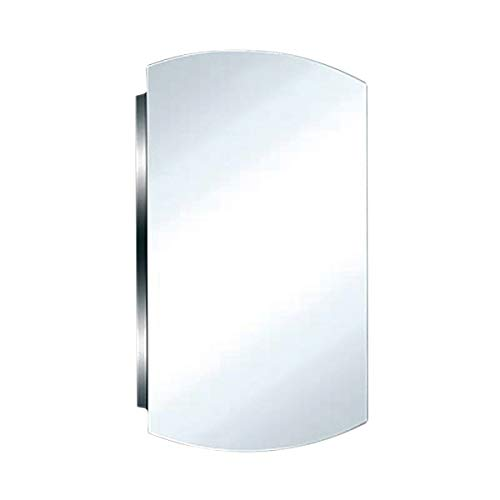 """24"""" Stainless Steel Medicine Cabinet Mirrored Wall Mount   Renovator's Supply"""
