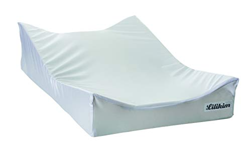 Lilikim- SOFALANGE - Matelas à langer - Made in France - Concept breveté Blanc