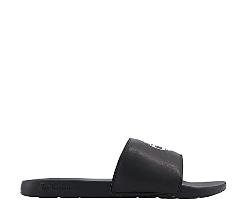 Timberland Playa Sandals Men's Slide Black TB0A24VP-015 (Size: 12)