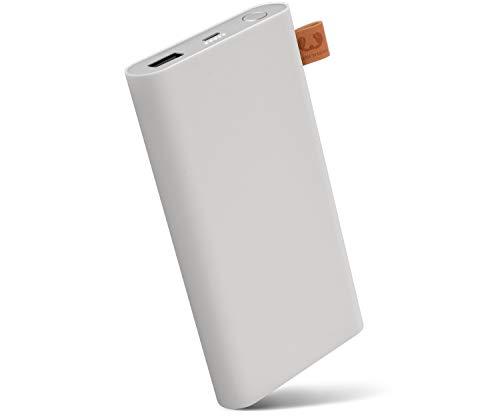 Fresh 'n Rebel Powerbank 6000 mAh | Draagbare oplader/externe accu 6000 mAh cloud