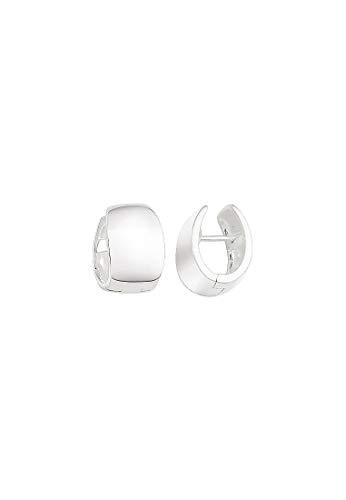 Quinn Damen-Creole 925er Silber One Size 85924230