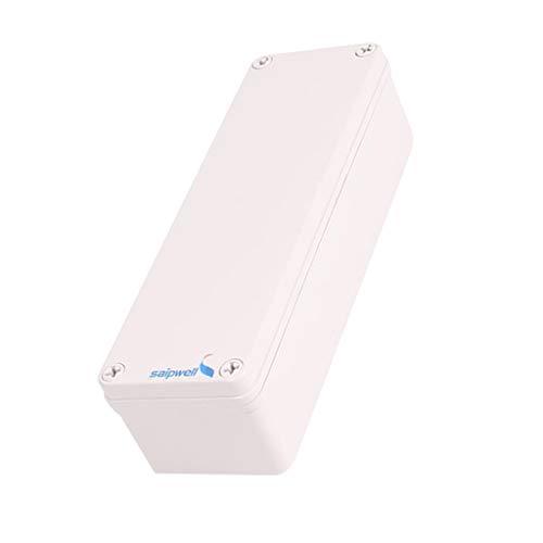 IP66 ABS Wasserdicht Installationsgehäuse Leergehäuse Anschlußdose für Schaltkästen, Schaltschränke, Stromverteilung Zählerkasten