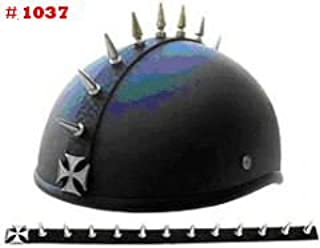 motorcycle helmet spike strip