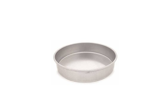 Parrish Magic Line 14 x 2 Inch Round Aluminum Cake Pan