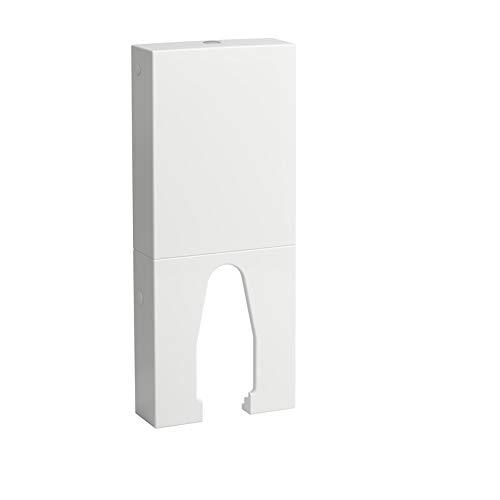 Cisterna Universal de pie con Sonar de Funcionamiento, Dos Piezas, conexión de Agua en la Parte Trasera (Arriba a la Izquierda), Color: Blanco - H8296610008811