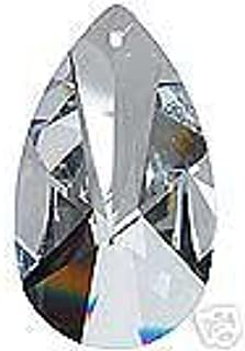 50mm Asfour Teardrop Crystal Prisms #873-50