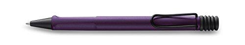 Lamy 1230445 Safari 273 Kugelschreiber, Dark Lilac (Mine: Schwarz)