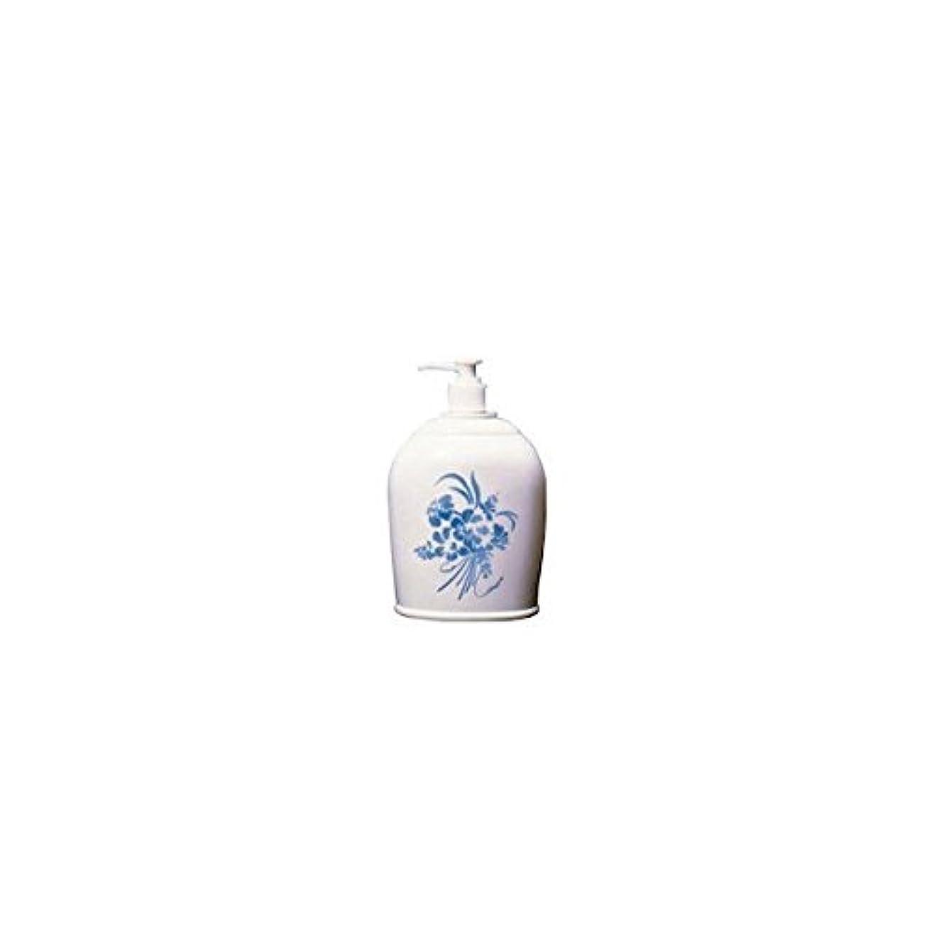 依存する少し芸術的アルタン ハンドソ?プ白磁風化粧ボトル 500mL / 6-8569-01