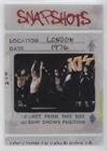 London 1976 (Trading Card) 2009 Press Pass KISS 360 - Snapshots #SS-1