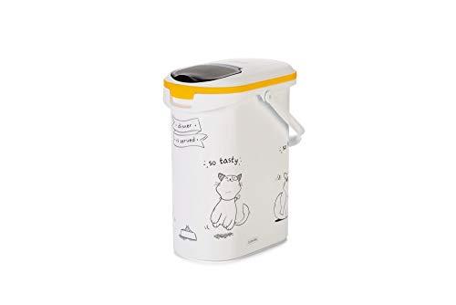 Curver Futtertonne für Katzen - 10 l