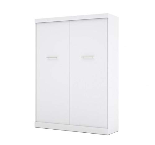 Bestar, Nebula Collection, Queen Murphy Bed, Space Saving Solution