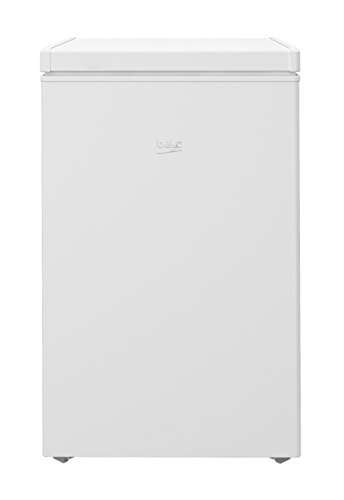 Beko HS210520 freestanding Chest 104L A+ White freezer - Freezers (Chest, 104 L, 4.5 kg/24h, SN-T, A+, White)