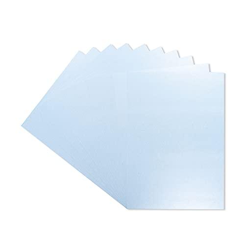Centura Pearl Single Colour 10 Sheet Pack-Baby Blauw, karton, 34,4 x 22,5 x 0,5 cm