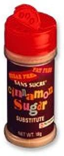 Sans Sucre Cinnamon Sugar Substitute