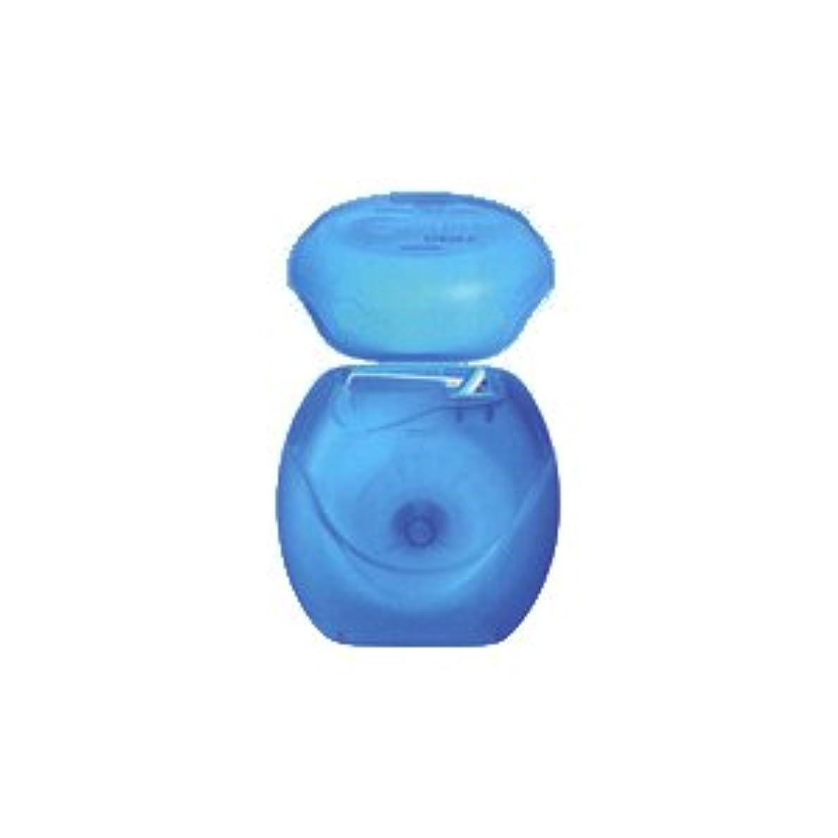 主張する自我チョークライオン DENT.e-floss デントイーフロス 1個 (ブルー)