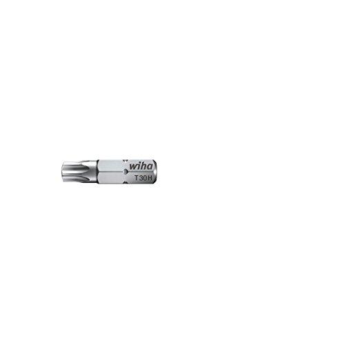 Wiha Bit Standard 25 mm TORX® Tamper Resistant (mit Bohrung) 1/4