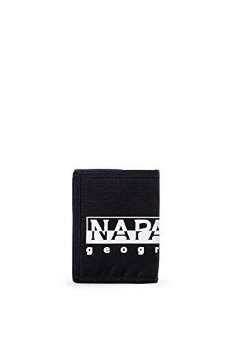 NAPAPIJRI - Portafogli Happy con stampa logo - Misura One size