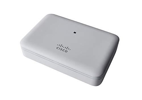 Cisco Business 141ACM Wi-Fi Mesh Extender | 802.11ac | 2x2 | 4 GbE Ports | 1 PoE Port | Desktop | Limited Lifetime Protection (CBW141ACM-B-NA) | Requires Cisco Business Wireless Access Points
