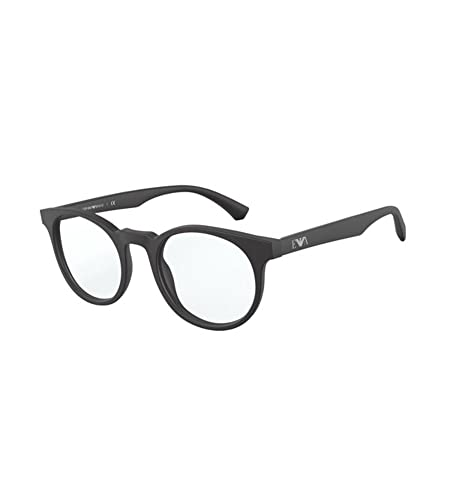 Emporio Armani Herren 0EA3156 Sonnenbrille, 0, 48