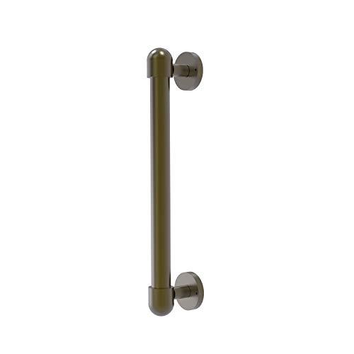 """Allied Brass O-40 8 Inch Door Pull, 8"""", Antique Brass"""
