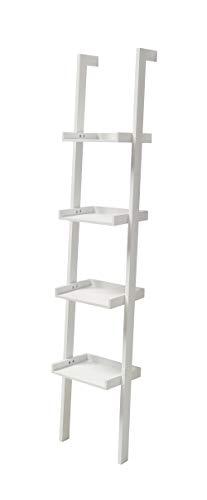 PKline Wanda wandrek wit plank plank boekenkast staande plank ladderrek