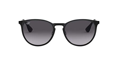 Ray-Ban MOD. 3539 Ray-Ban Sonnenbrille MOD. 3539 Oval Sonnenbrille 54, Schwarz