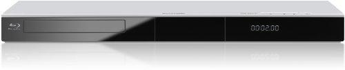 Panasonic DMP-BDT131EG 3D Blu-ray-Player (Full-HD, WLAN-ready, DLNA Zertifiziert, SD-Slot, 2x USB) silber