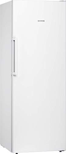 Siemens GS29NVWEP iQ300 Freistehender Gefrierschrank / E / 221 kWh/Jahr / 200 l / noFrost / bigBox / freshSense - Temperaturregelung