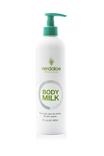 Verdaloe body milk