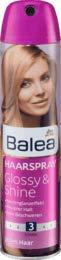 Balea Haarspray Glossy & Shine, 1 x 300 ml
