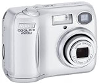 Nikon Coolpix 2200 2MP Digital Camera with 3x Optical Zoom