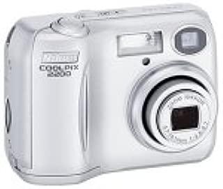 Nikon Coolpix 2200 2MP Digital Camera with 3x Optical Zoom
