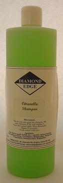 Diamond Edge Citronnelle Shampooing de toilettage, 500 ml