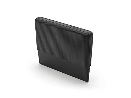 Brabantia Sink Side siliconen Schraper voor borden – Dark Grey