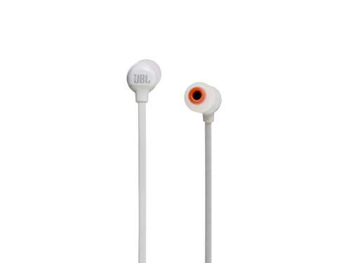 JBL Tune110BT In-Ear Bluetooth-Kopfhörer in Weiß – Kabellose Ohrhörer mit integriertem Mikrofon – Musik Streaming bis zu 6 Stunden mit nur einer Akku-Ladung Bild 3*