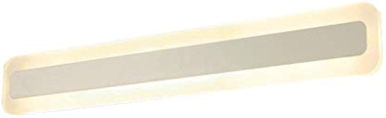 Badewanne Spiegelleuchten Spiegel vorne Licht LED-Leuchten Badezimmer Badezimmer Spiegel Einfache Wc leuchten Energiesparlampe Wandleuchte Wc (Gre  40 cm)