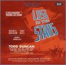 """album cover: """"Lost in the Stars"""""""
