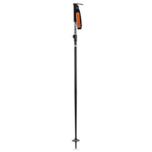 Line Pollard's Paintbrush Ski Poles Sz 100-130cm (40-52in) Black